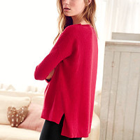 Cashmere Bateau Sweater - Victoria's Secret