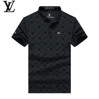 Louis Vuitton LV Fashion Casual Shirt Top Tee