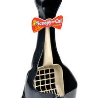 New Age Pet Cat Scoopy Litter Box Scoop Holder