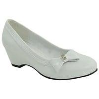 Toddler & Youth Mary Jane Pump