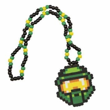 Halo Kandi Necklace