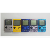 Free Shipping handheld video Console for G Game B Boy P Packet Console same function for original Gameboy Packet Console
