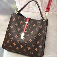 Fashion all-match western style one shoulder messenger high-quality bucket bag
