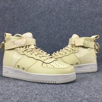 Women's and men's nike air force 1 cheap nike shoes a134