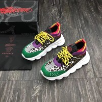 Versace fashion casual shoes Size 38-46