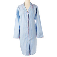 Stripe Nightshirt, Blue, Pajamas