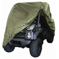 Dallas Manufacturing Co. UTV Cover - 150D Polyester - Water Repellent - Olive Drab