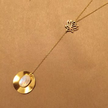 Harmony Necklace-14k Gold filled