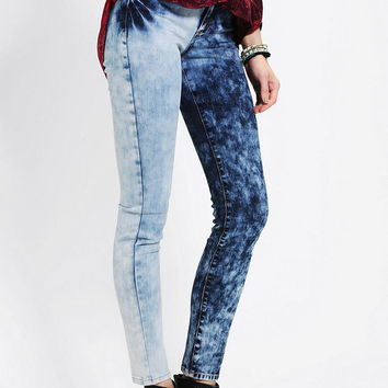 standards & practices Two-Tone Skinny Jean