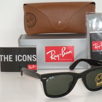Cheap Authentic Ray Bans! New wayfarer 52mm outlet