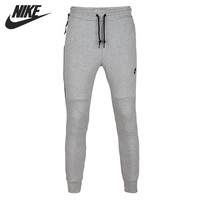 Original NIKE TECH FLEECE PANT-1MM Men's  Knitted Pants Sportswear