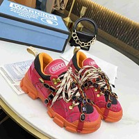 GG SEGA Mens and Womens Double G Daddy Shoes-4