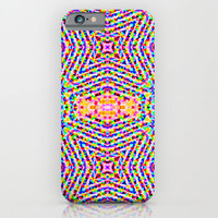 iPhone 6 Case - OMG - geometric iPhone case