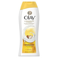 Olay Ultra Moisture Body Wash With Shea Butter, 13.5 oz
