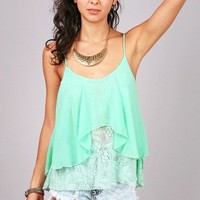 Lacy Day Top | Cute Tops at Pink Ice