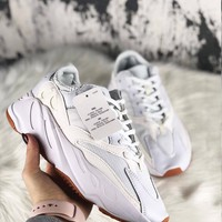 Adidas Yeezy Boost 700 White Sneakers