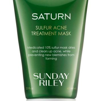 SPACE.NK.apothecary Sunday Riley Saturn Sulfur Acne Treatment Mask   Nordstrom