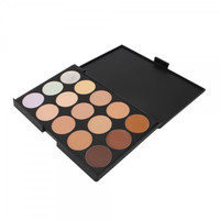 15 Color Professional Makeup  Concealer Palette
