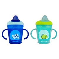 Tommee Tippee Explora 9 Spill Proof Training Cup (2pk)