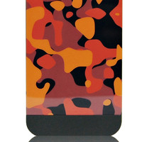 iPhone 5 5S SE brown Camo Pattern case