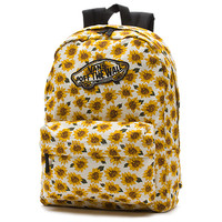 Realm Sunflower Backpack | Shop Womens Backpacks at Vans