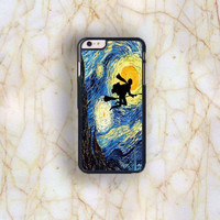 Dream colorful Dream colorful Harry Potter Stary Night Plastic Case Cover for Apple iPhone 6 Plus 4