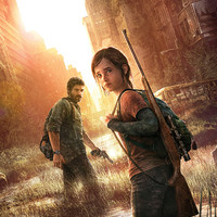 The Last of Us Joel and Ellie video game poster