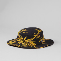 HUF Bamboo Jungle Hat Black