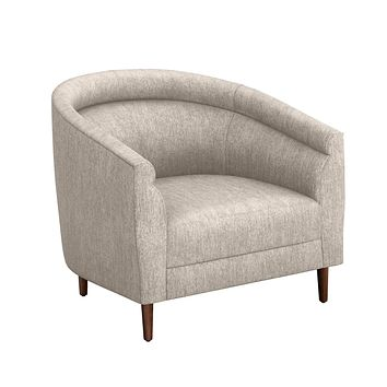 Interlude Home Capri Chair - 6 Available Colors