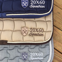 20x60 Saddle Pad by Schockemoehle Sports - Jumper
