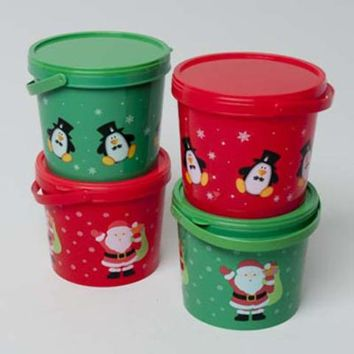 Christmas Candy Container