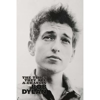 Bob Dylan Domestic Poster