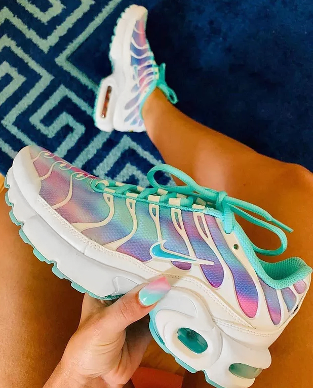 Image of Nike Laser Fashionable Women Casual Air Cushion Running Sport Shoes Sneakers
