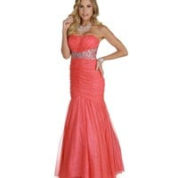 Melon-kaili Prom Dress