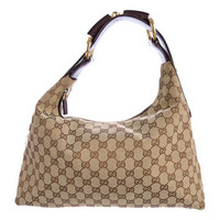 Gucci Medium Horsebit Hobo