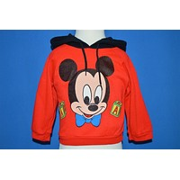 80s Mickey Mouse Baby Sweatshirt 12 Months