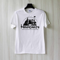 Hogwarts Disney Harry Potter Shirt T Shirt Tee Top TShirt – Size XS S M L XL