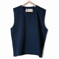 Kung Fu Tank at INDUSTRY OF ALL NATIONS™ in 12 DIPS INDIGO in L, M, S