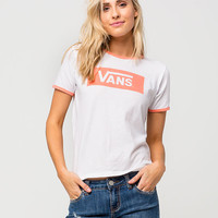 VANS V-Tangle Womens Ringer Tee | Graphic Tees