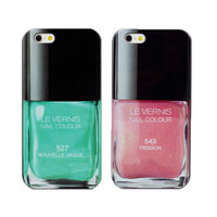 Nail Polish Soft Cover for Iphone 6