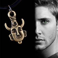 Supernatural Protection Amulet Necklace