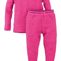 The North Face 'Base Layer' Tee & Leggings (Toddler Girls) | Nordstrom