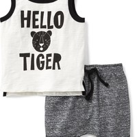 2-Piece Tank and Shorts Set for Baby | Old Navy