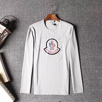 Moncler Men or Women Fashion Casual Long Sleeve Top Sweater Pullover