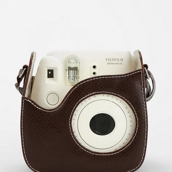 Urban Outfitters - Fujifilm Instax Mini 8 Leather Camera Case