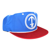 KIDS HAT - Yacht Party -  Blue / Red / White