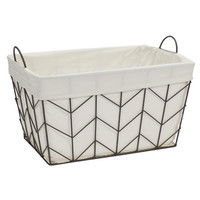LARGE DIAMOND WIRE BIN - Kmart