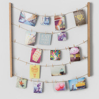 Hang It Photo Display