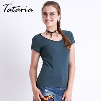 T-shirts For Women 2017 Summer Top Female White Tee Shirt Femme Short Sleeve V Neck Tshirt Women Best Friends T Shirt Tataria