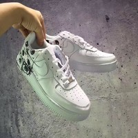 NIKE AF1 Men's and women's shoes, casual sports shoes